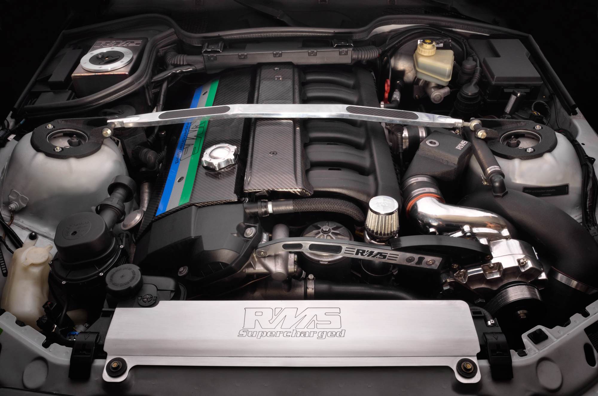 Stage 2 Bmw E36 Usa M3 Supercharger Kit