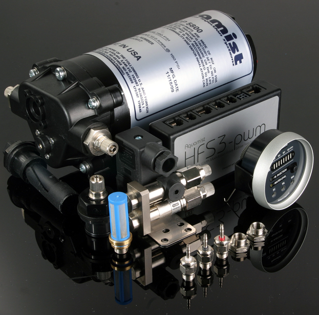 Aquamist Hfs3 Water Methanol Injection System For Your Bmw