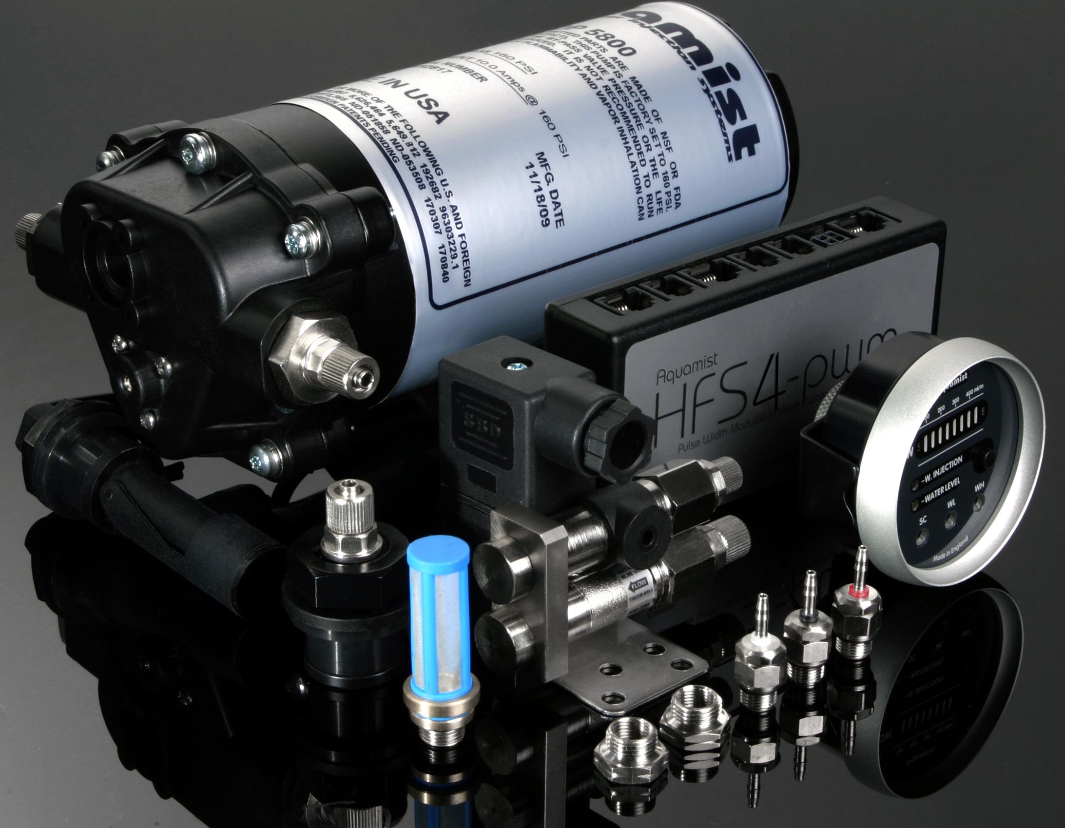 Aquamist Hfs4 Methanol Injection For Bmw Direct Engines S55 Engine Diagram Hfs 4 W M Assem