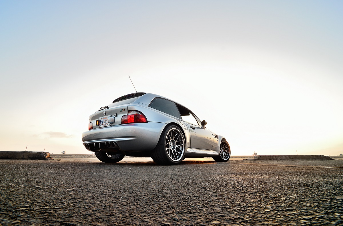 Rms Supercharged Bmw M Coupe 465whp