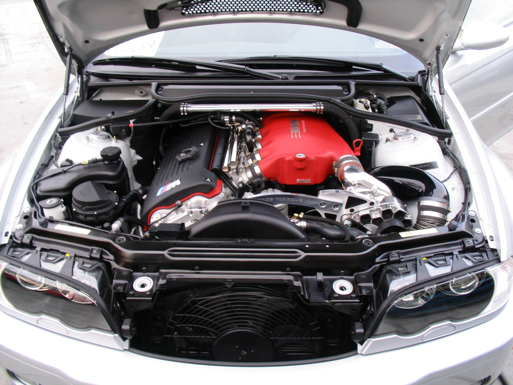 Stage 3 Bmw E46 M3 Supercharger Kit