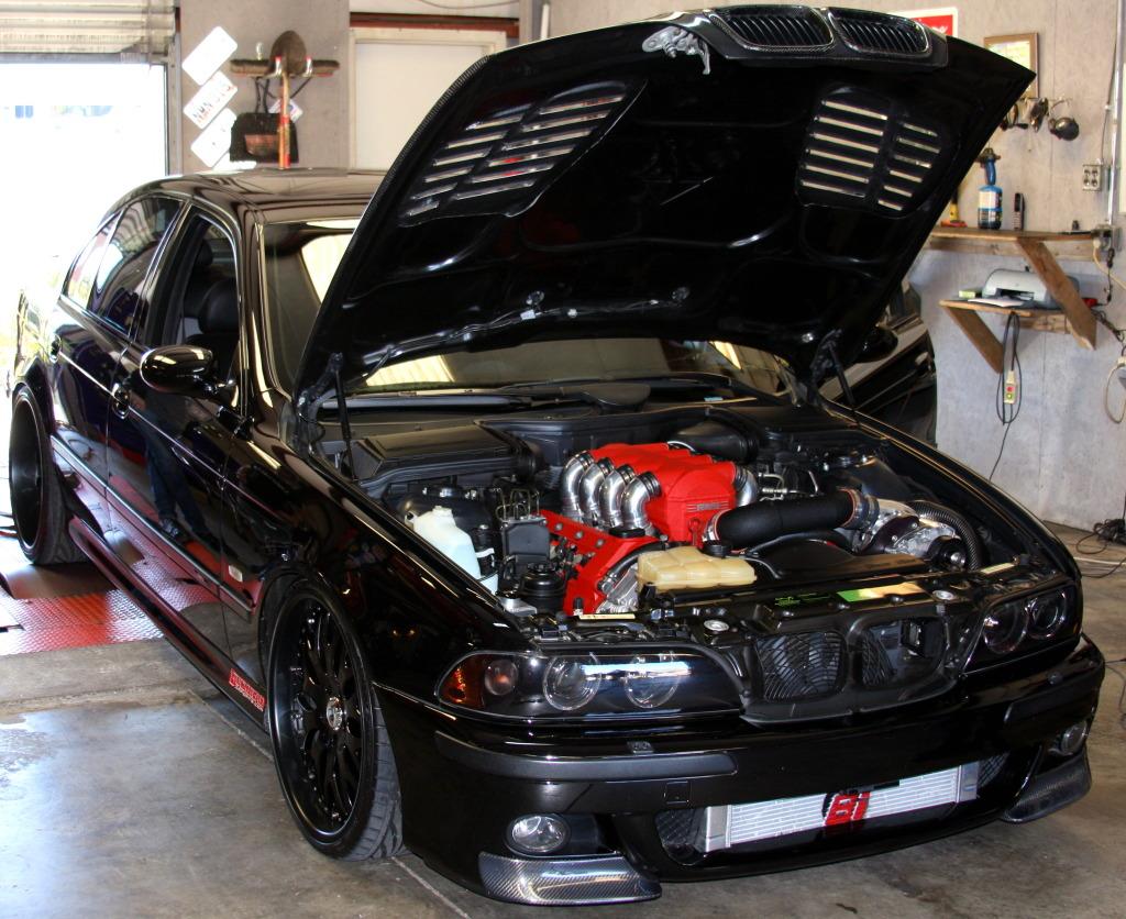 Httpsngpatriotacademy Combmw M5 Turbo Kit: RMS/BIP Supercharged E39 M5