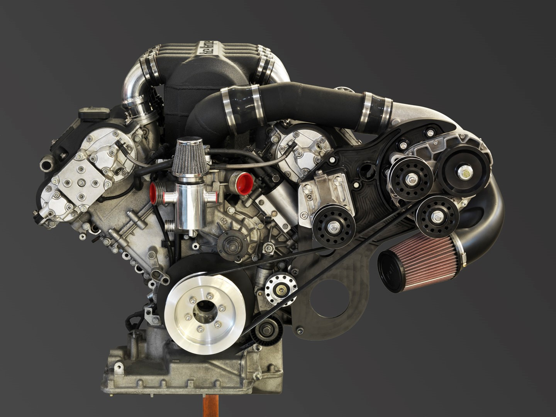 Supercharger Race Tensioner Kit